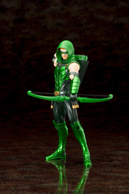 green arrow artfx statue