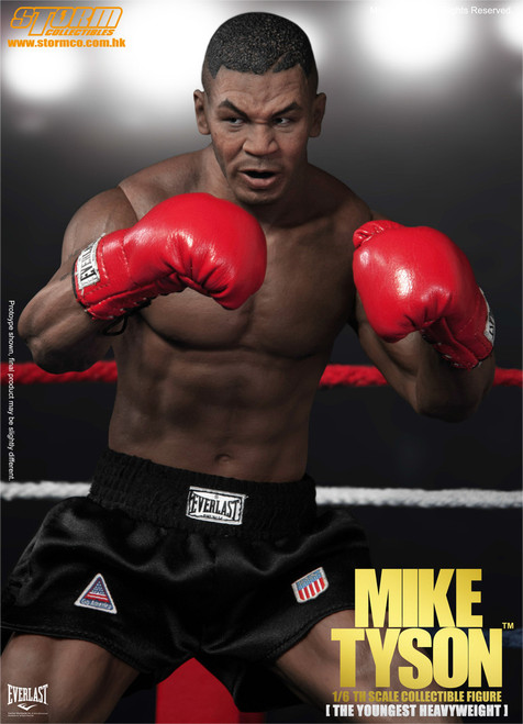 Mike Tyson 1/6 Scale Figure