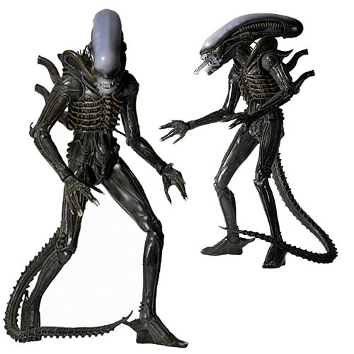 neca alien 1979 quarter scale figure