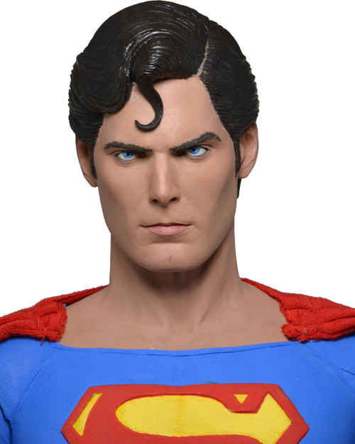 NECA Christopher Reeve Superman 1/4 Scale Figure