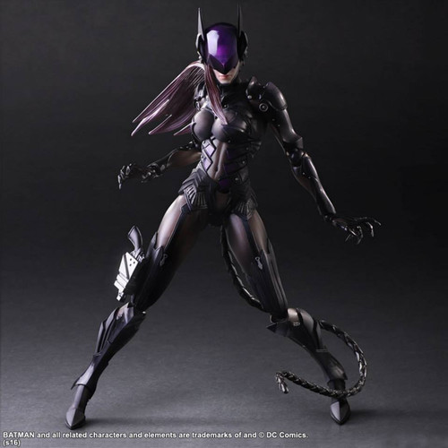 play arts catwoman