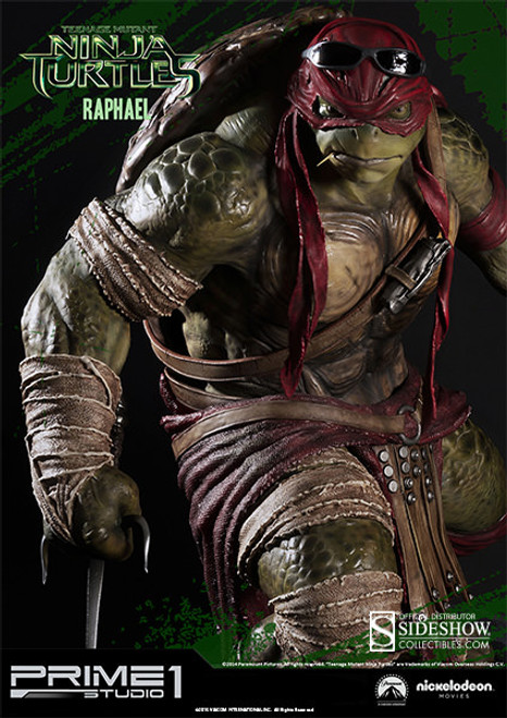 Prime 1 Studio Teenage Mutant Ninja Turtles Raphael Statue