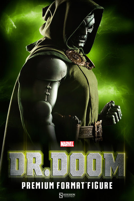 doctor doom premium format figure
