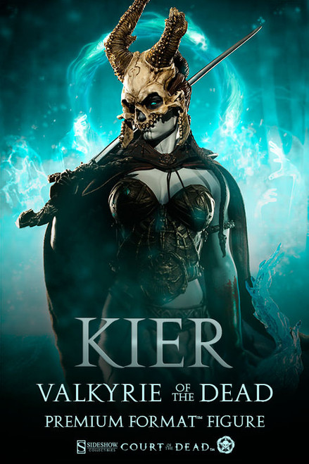kier valkyrie of the dead