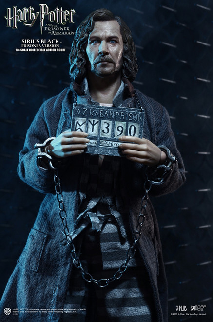 sirius black prisoner figure