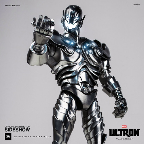 ThreeA Ultron Classic 1/6 Scale Figure