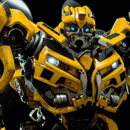 Transformers Bumblebee Premium Scale Collectible Figure