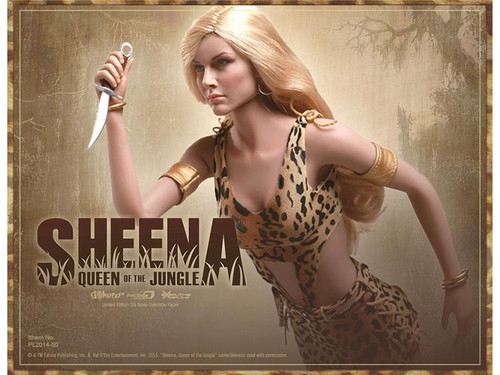 sheena queen of the jungle