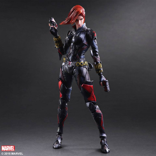 play arts black widow