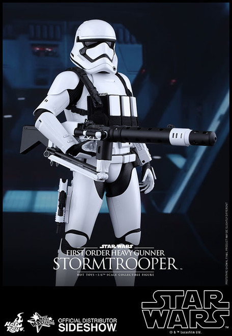 hot toys heavy gunner stormtrooper