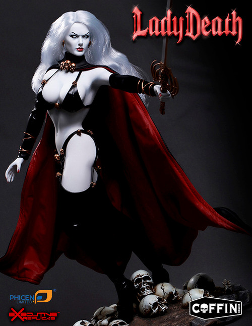 lady death figure