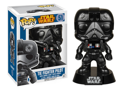 funko pop vinyl tie fighter pilot