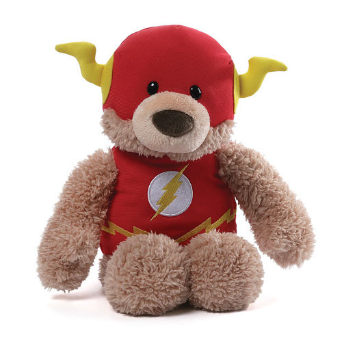flash plush bear