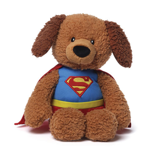 gund superman dog