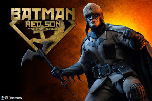 sideshow collectibles batman red son premium format figure