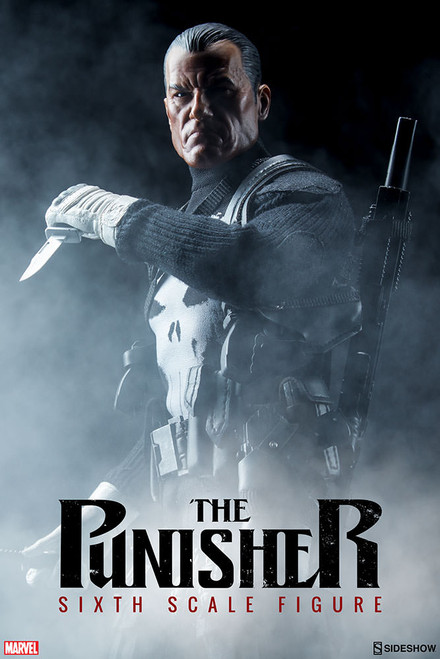 sideshow collectibles punisher sixth scale figure