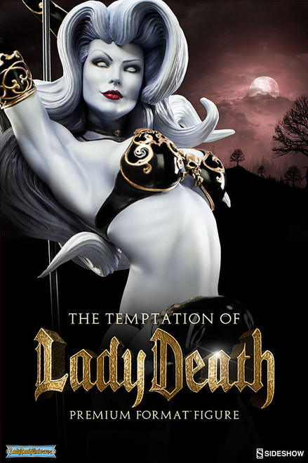temptation of lady death premium format