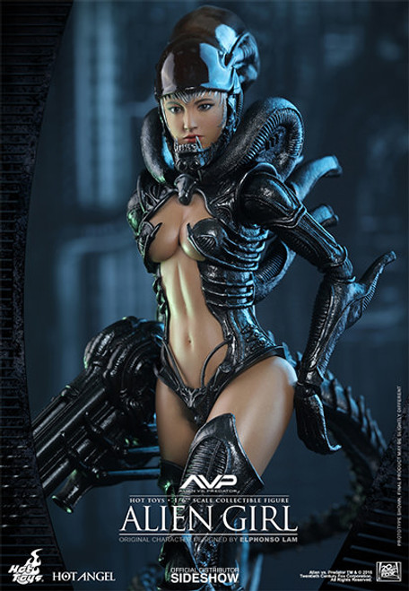 hot toys alien girl figure