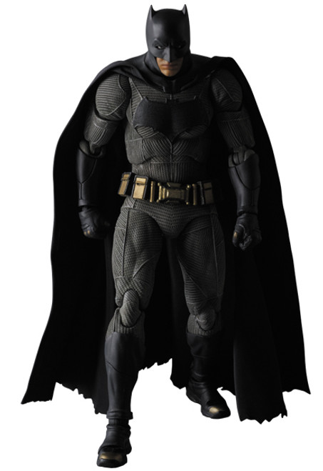 medicom dawn of justice batman maf ex action figure