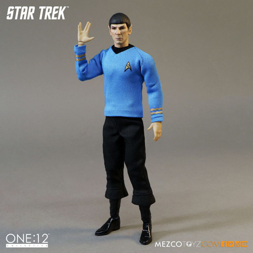 one 12 collective Spock
