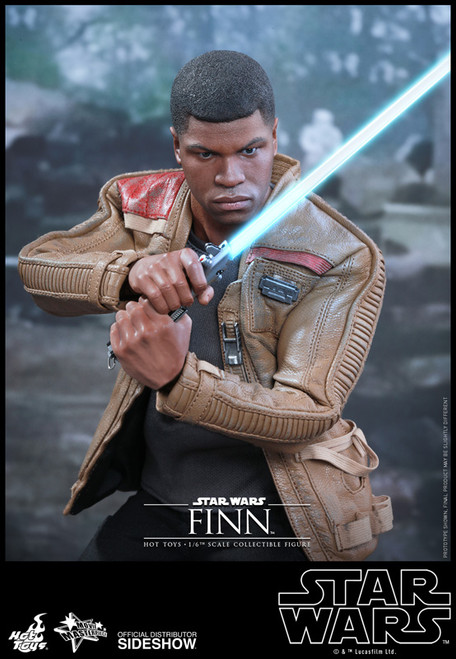 hot toys star wars finn sixth scale figure