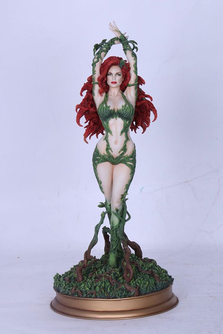 fantasy figure gallery poison ivy statue