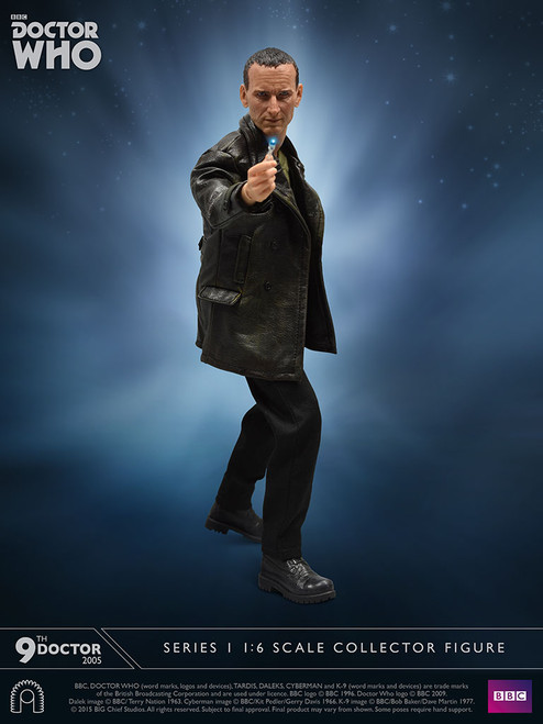 big chief ninth doctor