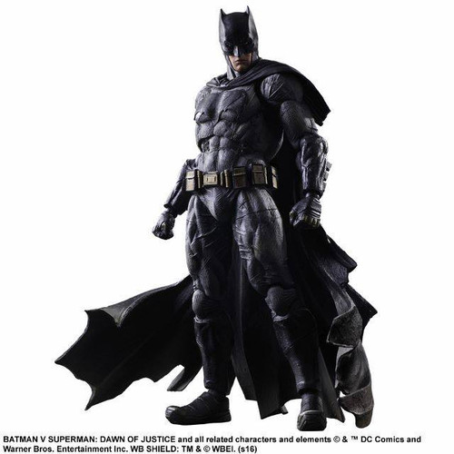 play arts dawn of justice batman
