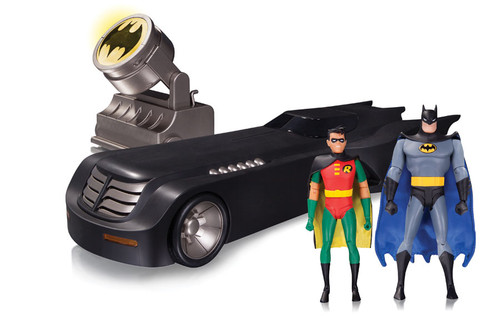batman animated series deluxe batmobile