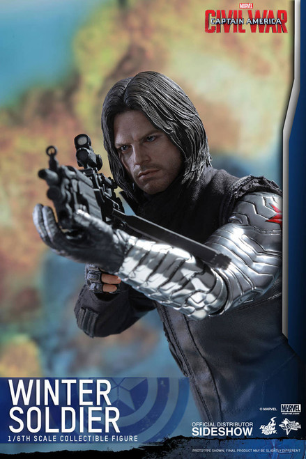 hot toys winter soldier figure