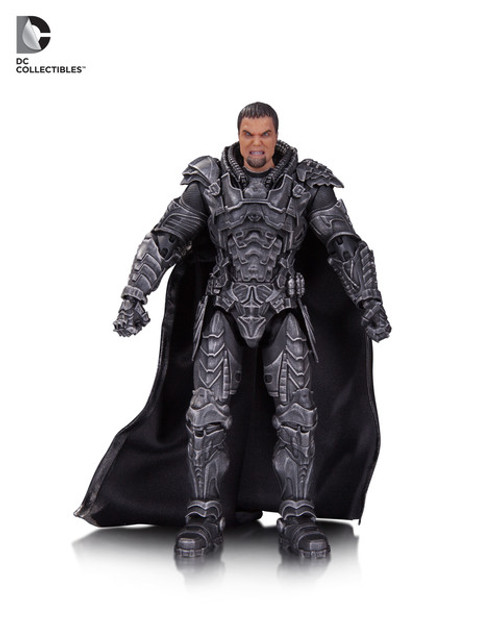 zod premium action figure