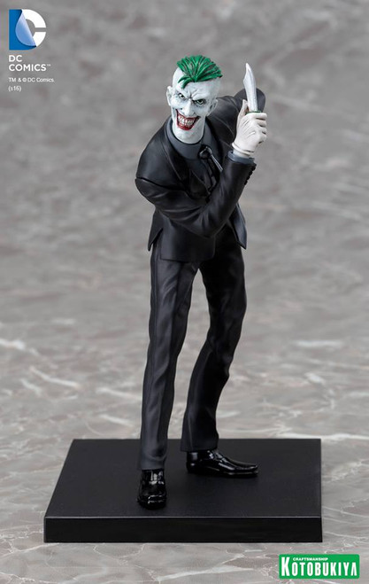 joker artfx plus statue