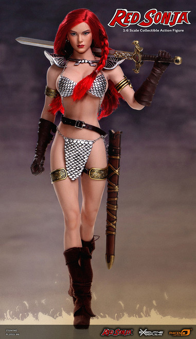 phicen red sonja