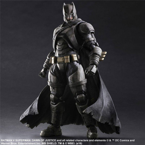 bvs play arts kai armored batman figure