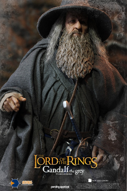 asmus gandalf the grey figure