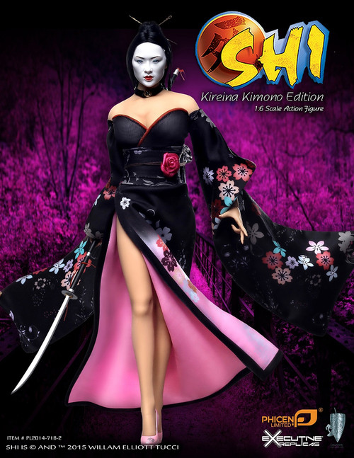 phicen shi in komono sixth scale figure