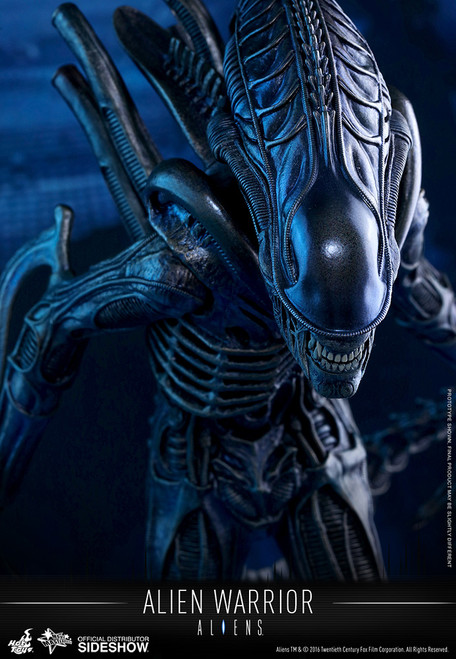 hot toys alien warrior figure