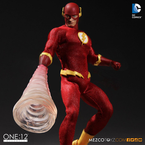 mezco one 12 collective flash figure