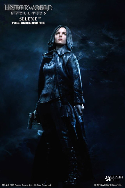 star ace underworld selene figure