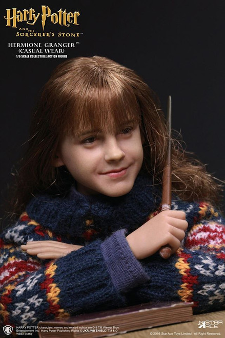 star ace hermione granger casual wear figure