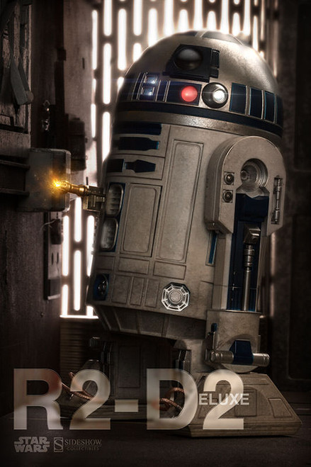 sideshow collectibles r2-d2 sixth scale figure