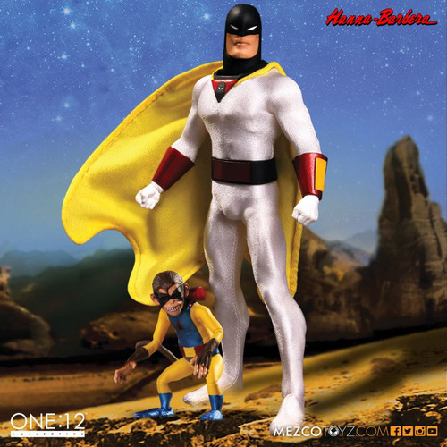 mezco one 12 collective space ghost figure