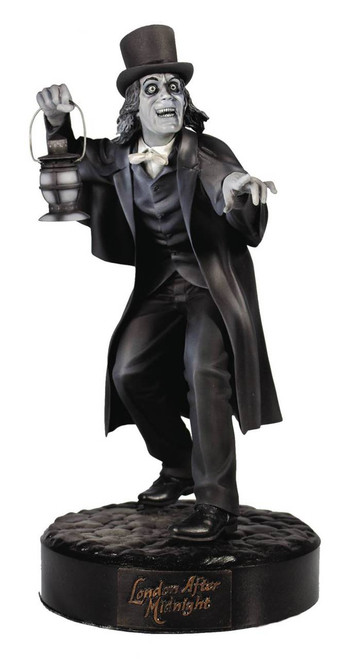 london after midnight statue
