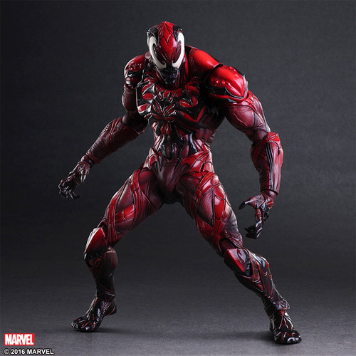 play arts carnage color