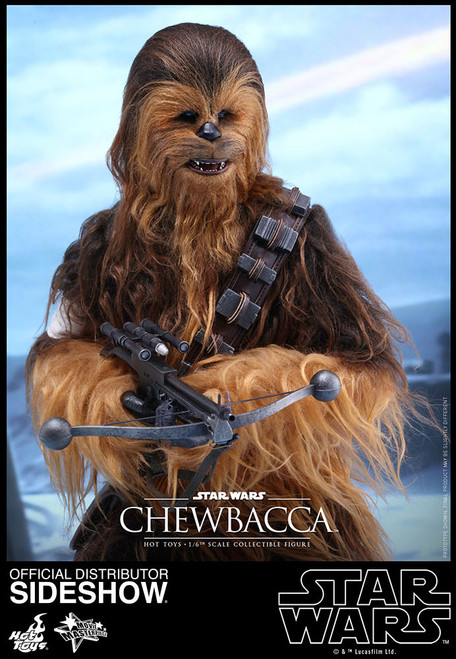 hot toys chewbacca the force awakens