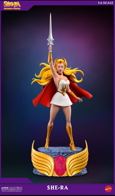 pop culture shock she ra statue
