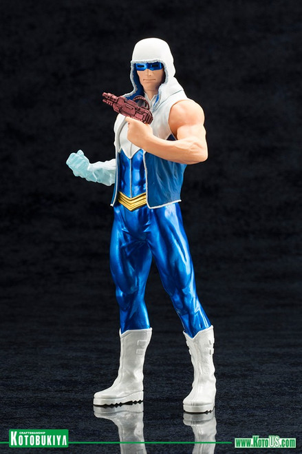 kotobukia captain cold artfx plus