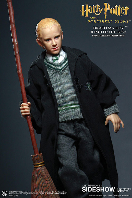 star ace toys draco malfoy uniform version 1/6 scale figure