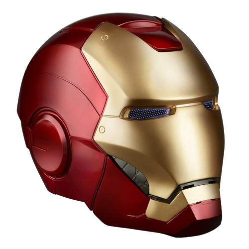 hasbro iron man electronic helmet avengers legends gear