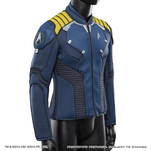 Anovos Star Trek Beyond Starfleet Survival Suit Jacket